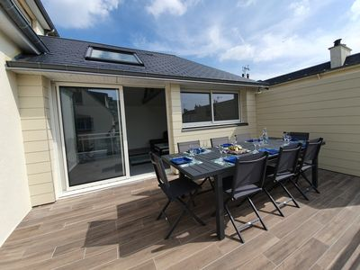 Photo for 4BR House Vacation Rental in Granville, Normandie