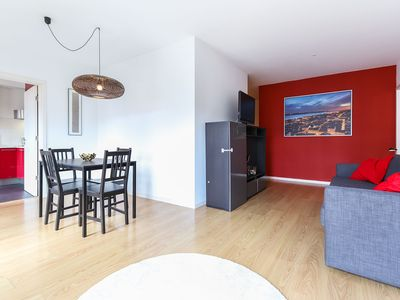 Photo for MODERN & BRIGHT AVENIDAS NOVAS II by HOMING - Apartment for 4 people in Lisboa ciudad