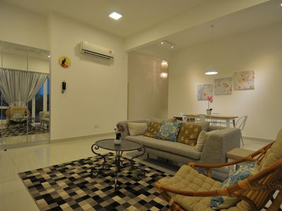 Photo for 3BR Apartment Vacation Rental in Batu Ferringhi, Pulau Pinang