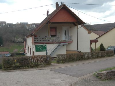 Photo for Large apartment right on the forest, ideal for hikers & bikers