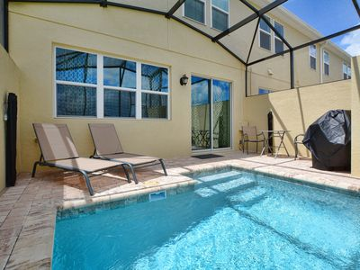 Photo for Brand New Pool Home - 10 Minutes From Disney, Universal, Sea World And Outlets
