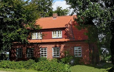 Photo for Spacious holiday home with panoramic views over the Baltic Sea - secluded location with large garden