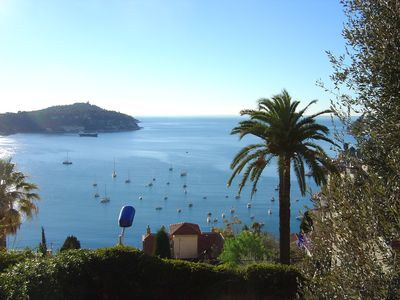 Photo for Stunning Views from newly renovated 3 bedroomed apartment, balcony and pool