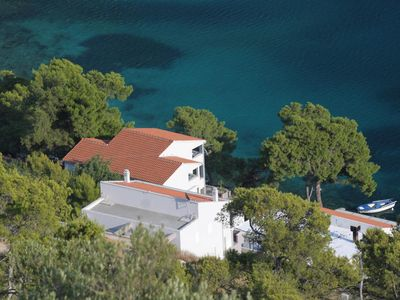 Photo for Apartment in Pasadur (Lastovo), capacity 4+1