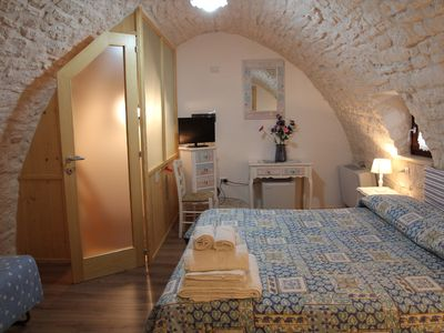 Photo for Trulli Donna Isabella room the NOCE