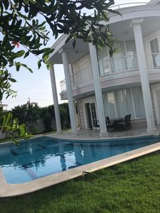 Photo for BEAUTIFUL VILLA IN BELEK !!!!!