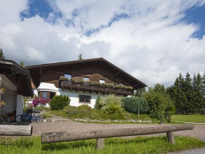 Photo for Charming holiday house in the mountain resort of Seefeld in Tyrol