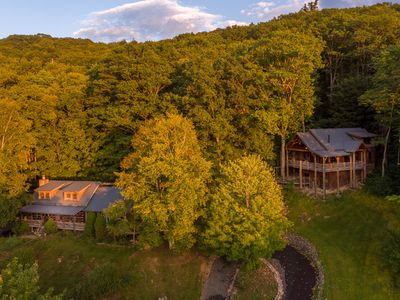 Photo for ASK ABOUT DISCOUNTED RATES!The Original Eagles Nest in Banner Elk