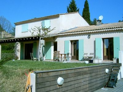 Photo for House of 240 m2 on a plot of 3,200 m2 in Aix en Provence with swimming pool.