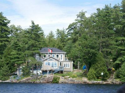 Photo for Gold Lake Retreat, Custom Built Gorgeous Waterfront Cottage
