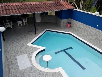 Photo for Cozy 2-story house with a large private pool!