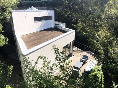 Photo for Ground floor of contemporary villa with private garden