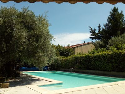 Photo for Le Pastaga - whole house (180 m²) with private pool near Mont Ventoux