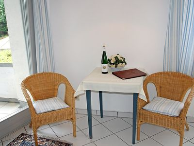 Photo for Apartment in the center of Traben-Trarbach with Lift, Parking, Internet, Washing machine (87727)