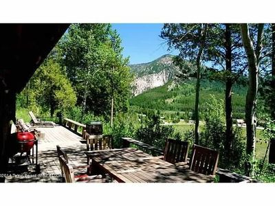 Photo for Mountain Lodge in Alpine close to Jackson Hole & National Parks