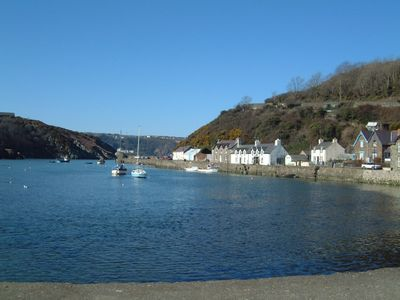 Lower Fishguard Harbour