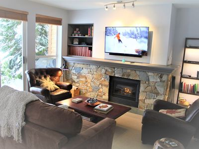 Photo for Quiet location and central access to everything we love about Whistler.