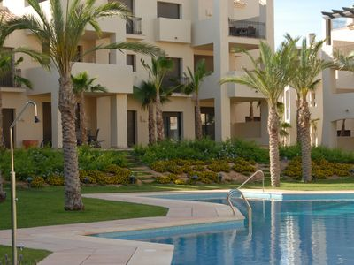Photo for 2BR Apartment Vacation Rental in Roda - San Javier, Región de Murcia