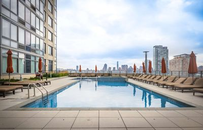 Photo for Beautiful Two Bedroom Apartment with Direct Manhattan Skyline Views : 38QA