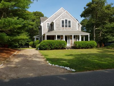 Photo for Lovely vacation home within walking distance to Oak Bluffs and the beach