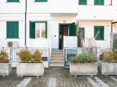 Photo for Quaint Apartment in Policastro Bussentino with Terrace