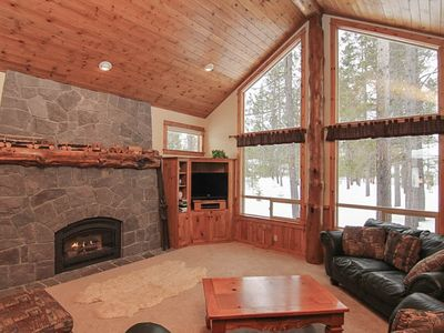 Photo for Gorgeous 5 Bedroom/5 Bathroom  Home w/Hot Tub, A/C, Bikes & More!