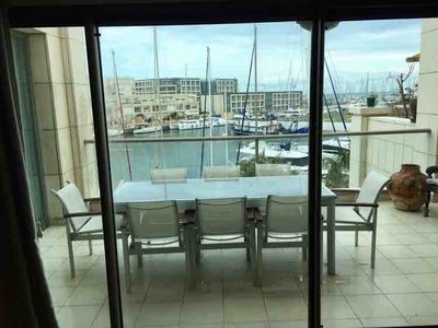 Photo for luxury 185 meter sea view apartment