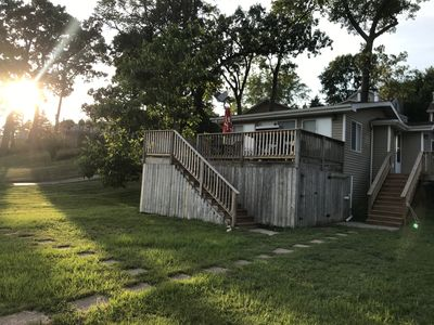 Photo for 2BR House Vacation Rental in Fox Lake, Illinois