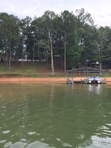 Photo for Lake Hartwell, 3 bedroom, boat dock, Great Water, AC, Grill, Deck, Screen Porch,