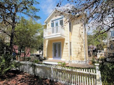 """Photo for """"SPICE"""" * 1BR Carriage House @ 47 Tupelo St in Seaside Sleeps 4"""