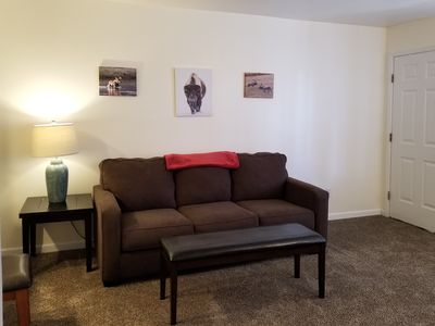 Photo for John Colter Apartment, 2 Bed, 1 Bath, 5 Blocks to Yellowstone National Park