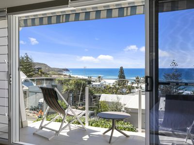 Photo for Breathtaking Ocean views in Sunshine Beach!  Unit 2 Surfscene, 17 Park Cresent