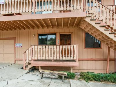 Photo for Buena Vista - 2BR/1BA/Hot Tub/WiFi/Walk to Slopes/Exquisite Views