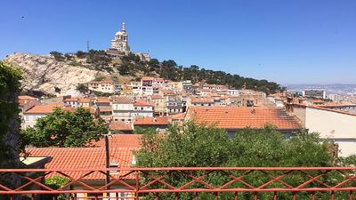 Photo for Charming house in Marseille, Vauban with garden, stunning view