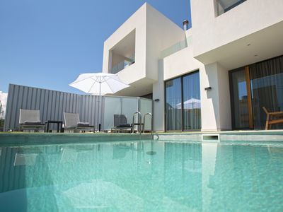 Photo for New VILLA KATIA, 150 m from Sandy Beach