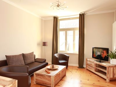 Photo for 2BR Apartment Vacation Rental in Rostock