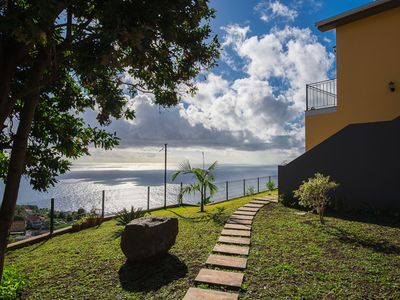 Photo for Super OCEAN VIEWS -  Modern 2-Bed Apartment Stylishly Furnished