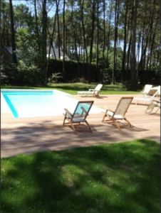 Photo for Exceptional villa with heated pool in Carnac