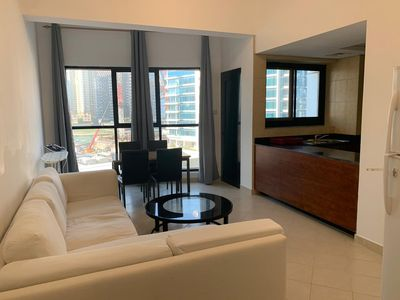 Photo for Elegant and comfortable apartment in the heart of Dubai Marina