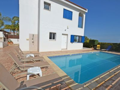 Photo for VILLA SEABREEZE - 3 BED WITH POOL - GREEN BAY PROTARAS