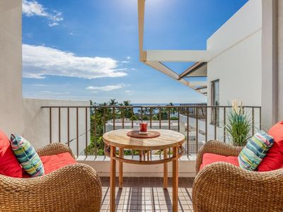 Photo for Royal Sea Cliff#704 Luxury Top Floor Penthouse with Ocean View! **NEW!**