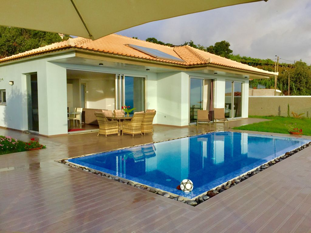 Villa Da Pinheira Iii Beautiful House With Swimming Pool 2 Bedrooms 2 Bathroom Estreito Da