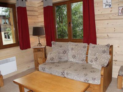 Photo for Large Chalet fully renovated in 2011 - Peisey 14-15 people