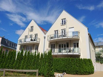 Photo for Fewo 05 - Usedom tourist Trassenheide Strandstr. 21 Fewo 05 beach pearl