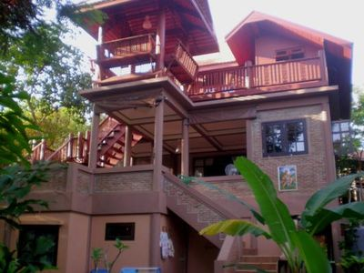 Photo for Holiday house Ko Mak for 5 - 8 persons with 3 bedrooms - Holiday house