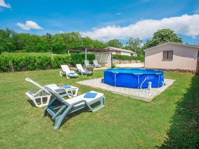 Photo for 3 bedroom Villa, sleeps 6 in Munci with Pool, Air Con and WiFi