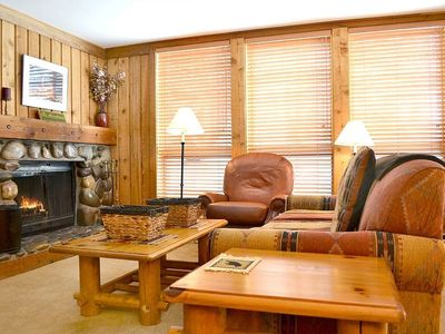 Photo for Nez Perce B1: Teton Village - Ground Level Condo - Pool and Hot Tub Access!