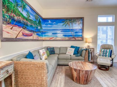Photo for NEW LISTING! 2 dog-friendly townhouses w/shared pool & hot tub- near beach