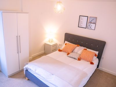 Photo for 2BR Apartment Vacation Rental in Manchester, Greater Manchester