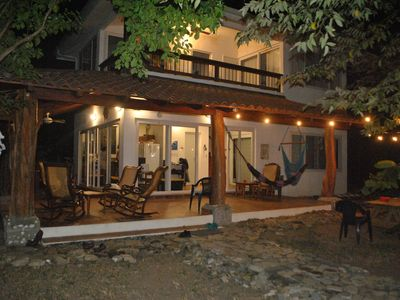 Photo for Discover natural tropical wonders staying at this beachside house at El Coco